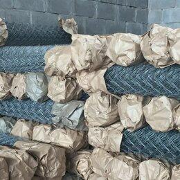 Заборчики, сетки и бордюрные ленты - Сетка рабица оцинкованная Кременки, 0