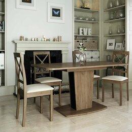 Мебель для кухни - Стол обеденный раздвижной прямоугольный, 0