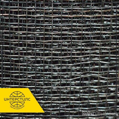 Сетка тканая ст.10 0,5x0,5x0,36 мм ГОСТ 3826-82 по цене 720₽ - Готовые строения, фото 0