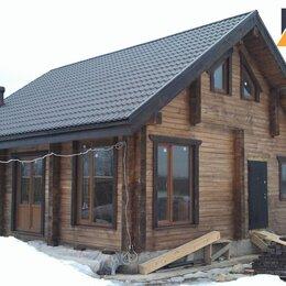 Готовые строения - Дом из профилированного бруса пб-569 6 х 11 м, 0
