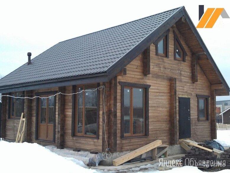 Дом из профилированного бруса пб-569 6 х 11 м по цене 15100₽ - Готовые строения, фото 0