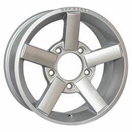 Шины, диски и комплектующие - Диск литой Remain R168 (6.5*15 5*139,7 ET40) D98 Сильвер, 0