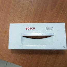 Аксессуары и запчасти - Крышка порошкоприемника для стиральных машин Bosch, 0