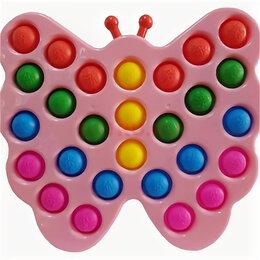 Игрушки-антистресс - Симпл димпл Большая бабочка, 0