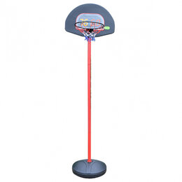 Стойки и кольца - Баскетбольная мобильная стойка DFC KIDS1, 0