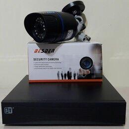 Готовые комплекты - Комплект ip видеонаблюдения, 0