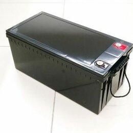 Аккумуляторы и комплектующие - Аккумуляторная батарея 12В 315Ач (LiFePO4, 4S3P, LF-12315), 0