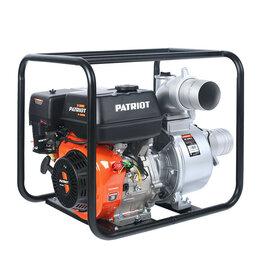 Мотопомпы - Мотопомпа PATRIOT MP 4090 S бензиновая для слабозагрязненной и чистой воды, 0