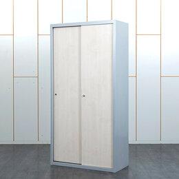 Шкафы для документов -  Металлический шкаф для документов Зебрано, 0