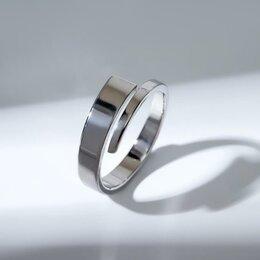 """Аксессуары и комплектующие - Кольцо """"Течение"""" уплотнение, цвет серебро, безразмерное, 0"""
