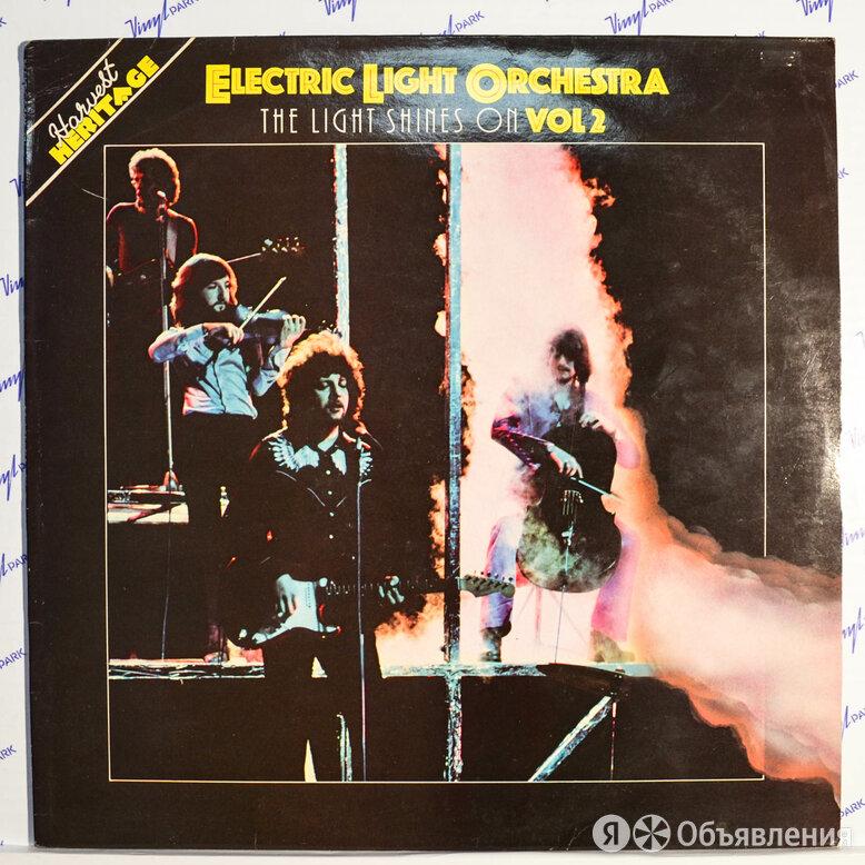 Electric Light Orchestra — The Light Shines On Vol 2, 1979 по цене 1360₽ - Виниловые пластинки, фото 0