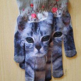 Перчатки и варежки - Перчатки с животными, 0