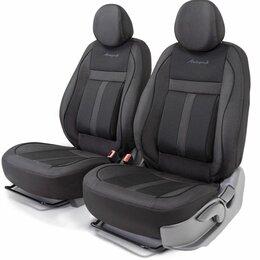 Прочие аксессуары и запчасти - Получехлы на передние сиденья CUSHION COMFORT, материал эко-хлопок, 5 мм поролон, 0