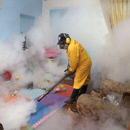 Бытовые услуги - Уничтожение тараканов клопов муравьёв и любых насекомых , 0