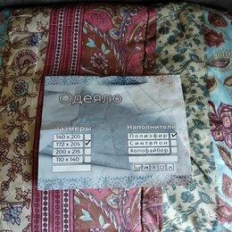 Одеяла - Одеяло 2-сп 172х205  новое , 0