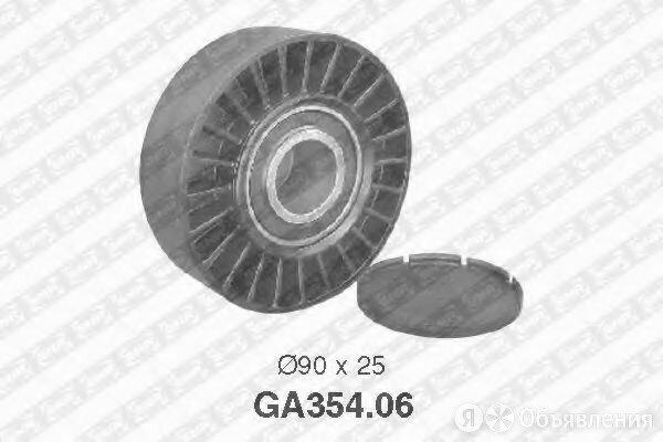 Ролик обводной приводного ремня SNR GA354.06 по цене 1536₽ - Принадлежности и запчасти для станков, фото 0