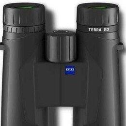 Бинокли и зрительные трубы - Бинокль Carl Zeiss Terra ED 8x42 black-black, 0
