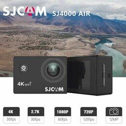 Экшн-камеры - Экшн-камера SJCAM SJ4000 AIR Wi-Fi, 0