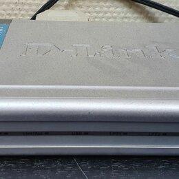 Принт-серверы - Принт сервер D-Link DP-300U (2LPT+USB+Rj-45), 0