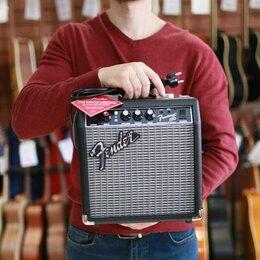 Гитарное усиление - Комбоусилитель для гитары Fender frontman 10G, 10Вт, 0