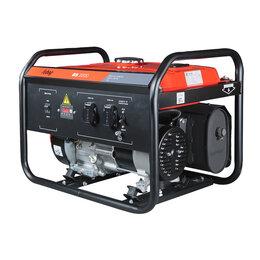 Электрогенераторы и станции - Бензиновый генератор FUBAG BS 2200, 0