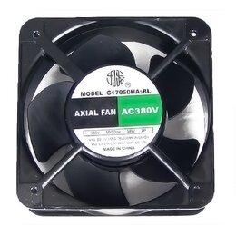 Промышленное климатическое оборудование - Вентилятор 380V (170*170*50) AXIAL 17050HA2SL, 380VAC 38Вт, 0