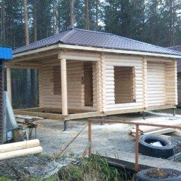 Готовые строения - Строительство бань из бревна, 0