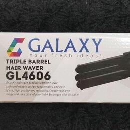 Щипцы, плойки и выпрямители - Стайлер щипцы GALAXY gl4661, 0