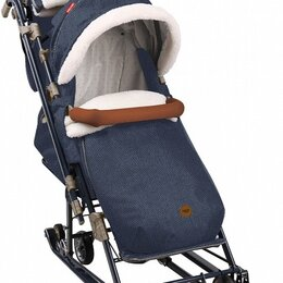 Санки и аксессуары - Санки-коляска nika ника детям 7-8 (нд7-8), 0