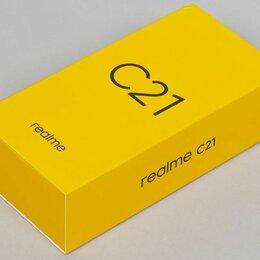 Мобильные телефоны - Realme C21 4/64 5000 мА-ч, 0
