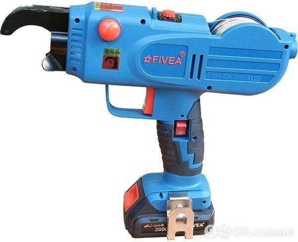 Пистолет для вязки арматуры GROST RT 308 С [117048] по цене 50976₽ - Оборудование для работы с арматурой, фото 0