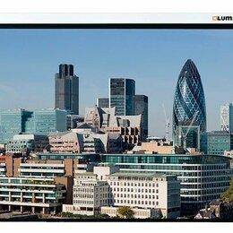 Экраны - Экран LUMIEN Master Control LMC-100131, 280х179 см, 16:10, настенно-потолочный, 0