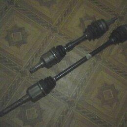 Подвеска и рулевое управление  - Додж-Караван,привода передние, 0