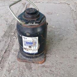 Подъемник и комплектующие - Домкрат гидравлический бутылочный шааз дгт16-3913010-01 16 т, 0
