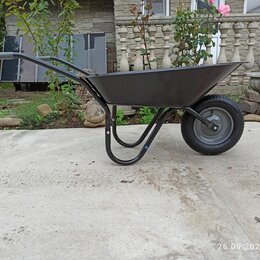 Тележки и тачки - Тачка  для сада огорода строительства  #Тачка ДляСада,Огорода,Строительства , 0