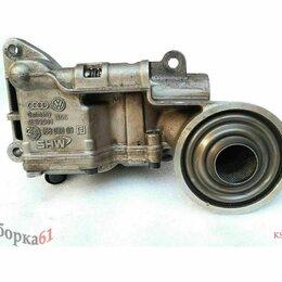 Двигатель и топливная система  - Насос масляный AUDI A6 C6.  06E115105G , 0