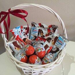 Киндер-сюрприз - Корзина сладостей Киндер, 0