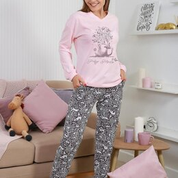 Домашняя одежда - Костюм женский Бэмби-4, 0