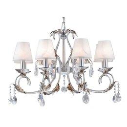 Люстры и потолочные светильники - Подвесная люстра Arti Lampadari Imola E 1.1.8 S, 0