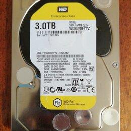 Жёсткие диски и SSD - Жесткий диск western digital wd re 3tb, 0
