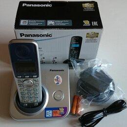 Радиотелефоны - Радиотелефон c автоответчиком Panasonic KX-TG7205, 0