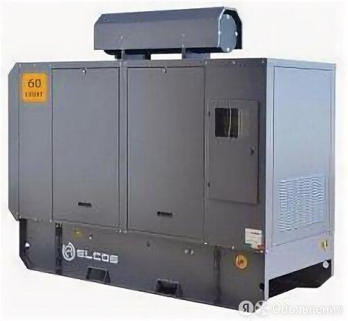 Дизельный генератор Elcos GE.AI.066/060.LT по цене 1102950₽ - Электрогенераторы и станции, фото 0