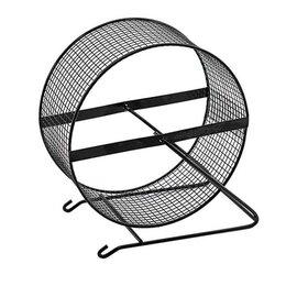 Игрушки и декор  - N 1 Колесо для грызунов 25 см диаметр, (сетка), металлическое, 0