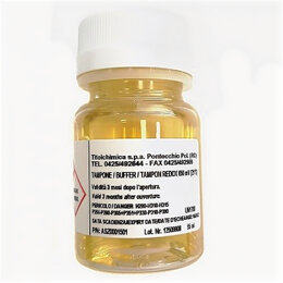 Дезинфицирующие средства - Калибровочный (буферный) раствор Rx 650 mV, 55 мл / Etatron, 0