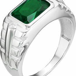 Кольца и перстни - Печатка Серебро России K-2063R133-61356_22, 0