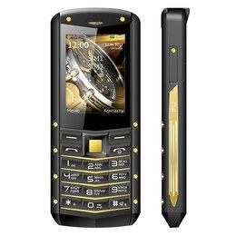 Проводные телефоны - Телефон teXet TM-520R (черно-желтый), 0