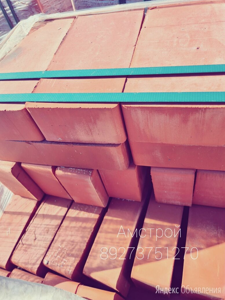 Кирпич керамический рядовой по цене 18₽ - Кирпич, фото 0
