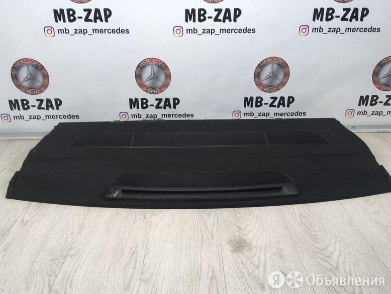 Задняя полка Mercedes W212  по цене 2000₽ - Интерьер , фото 0