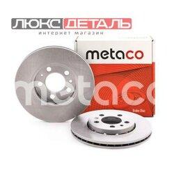 Тормозная система  - METACO 3050001 Диск тормозной передний вентилируемый , 0