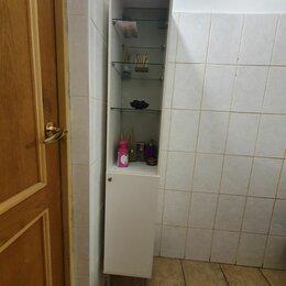 Полки, стойки, этажерки - Пенал для ванной комнаты, 0